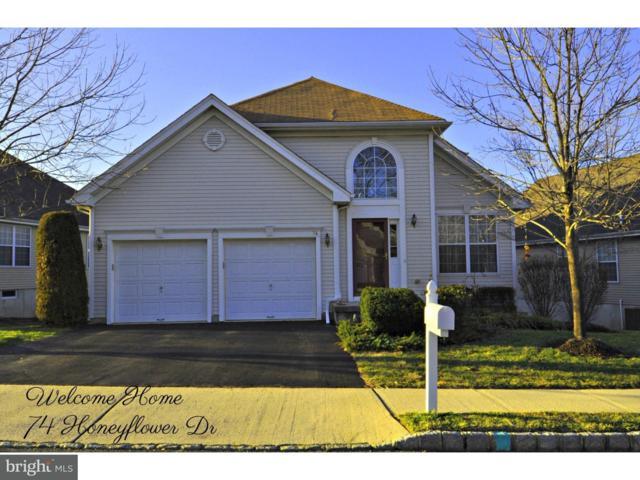 74 Honeyflower Drive, BORDENTOWN, NJ 08620 (#1000186548) :: Colgan Real Estate