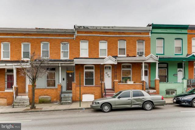 3415 Edmondson Avenue, BALTIMORE, MD 21229 (#1000200302) :: Labrador Real Estate Team