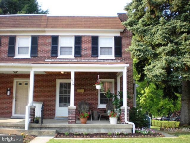 1039 E Orange Street, LANCASTER, PA 17602 (#1000209764) :: The Joy Daniels Real Estate Group
