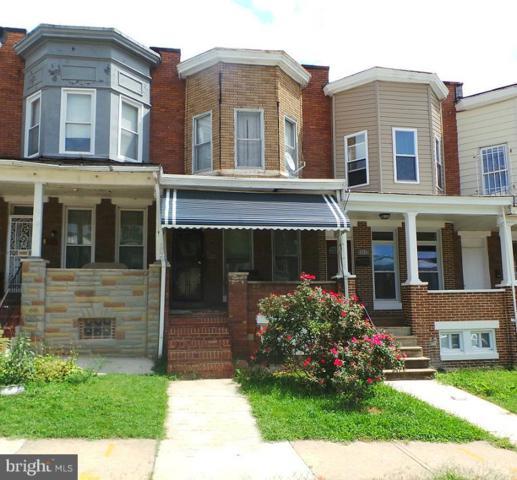 1731 Pulaski Street N, BALTIMORE, MD 21217 (#1000221770) :: Shamrock Realty Group, Inc