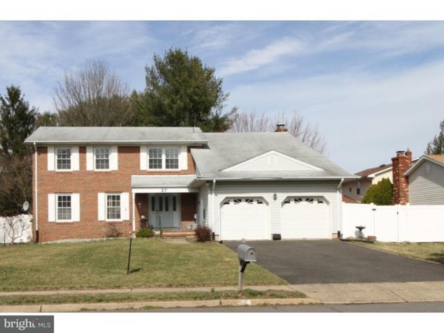 27 Tally Road, HAMILTON, NJ 08619 (MLS #1000223578) :: The Dekanski Home Selling Team