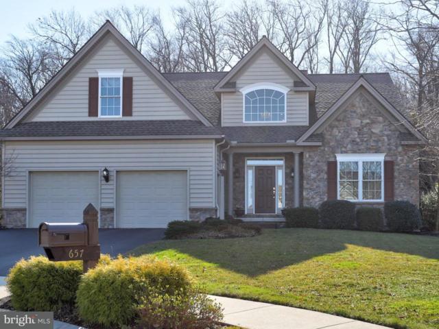 657 Eaglet Circle, LANCASTER, PA 17601 (#1000224352) :: The Joy Daniels Real Estate Group