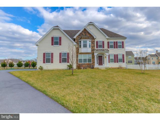 85 Hilltop Trail, CAMDEN WYOMING, DE 19934 (#1000254100) :: Barrows and Associates