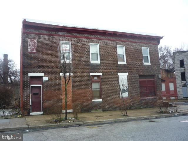2169 Hollins Street, BALTIMORE, MD 21223 (#1000254126) :: Advance Realty Bel Air, Inc