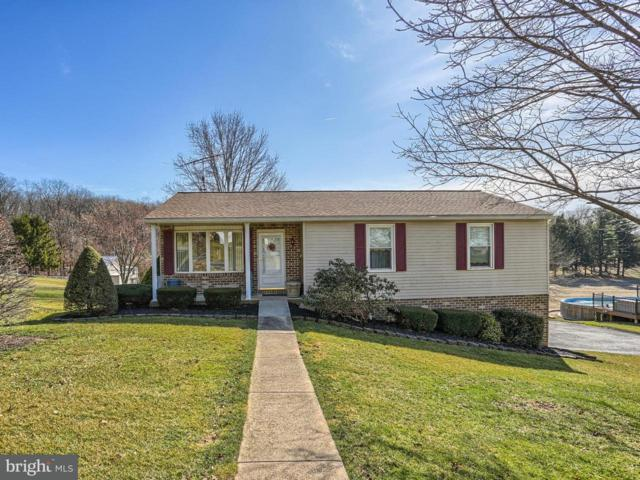 406 Bellevue Road, RED LION, PA 17356 (#1000261788) :: Benchmark Real Estate Team of KW Keystone Realty