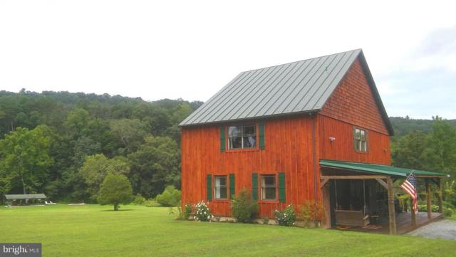 700 Wagon Chase Trail, CAPON BRIDGE, WV 26711 (#1000263778) :: The Gus Anthony Team