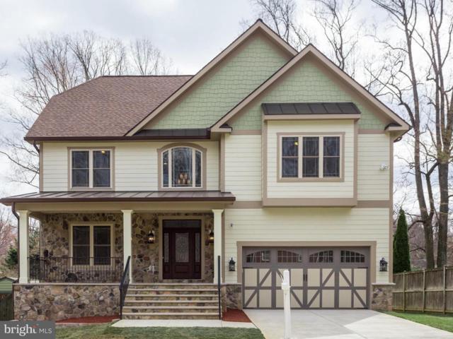 7227 Timber Lane, FALLS CHURCH, VA 22046 (#1000265870) :: Great Falls Great Homes
