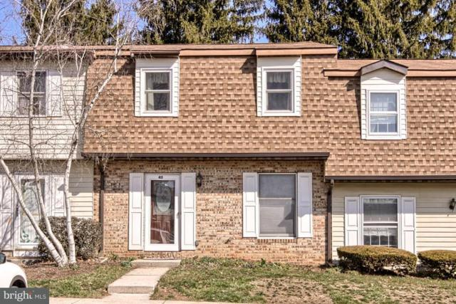 40 Drexel Place, NEW CUMBERLAND, PA 17070 (#1000272966) :: The Joy Daniels Real Estate Group