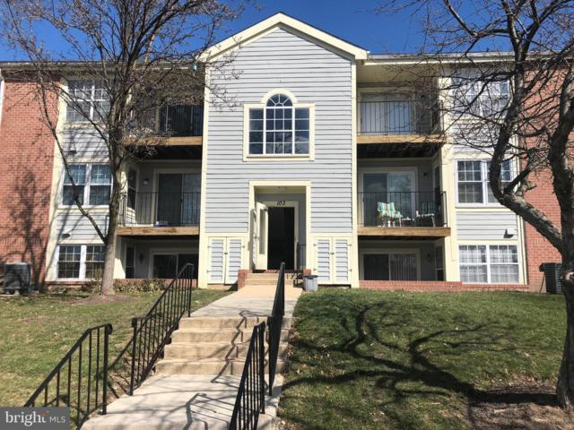 103 Water Fountain Way #201, GLEN BURNIE, MD 21060 (#1000277248) :: The Sebeck Team of RE/MAX Preferred