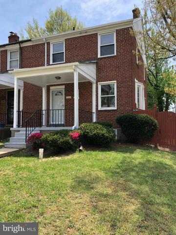 1209 Walters Avenue, BALTIMORE, MD 21239 (#1000286020) :: Great Falls Great Homes