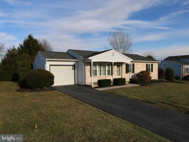 481 N 50TH Street, HARRISBURG, PA 17111 (#1000297350) :: The Joy Daniels Real Estate Group