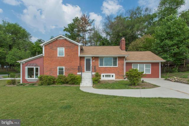 8500 Chapel Drive, ANNANDALE, VA 22003 (#1000297950) :: Colgan Real Estate