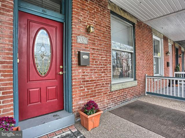 2012 Green Street, HARRISBURG, PA 17102 (#1000297980) :: The Joy Daniels Real Estate Group