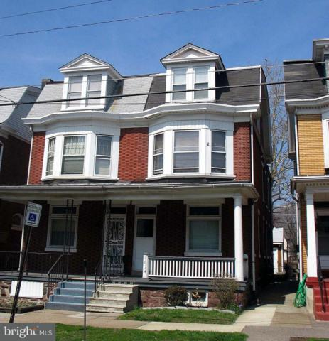 1614 North Street, HARRISBURG, PA 17103 (#1000305544) :: Benchmark Real Estate Team of KW Keystone Realty