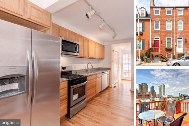 404 Exeter Street S, BALTIMORE, MD 21202 (#1000312470) :: AJ Team Realty