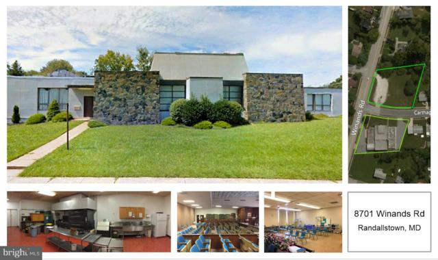 8701 Winands Road, RANDALLSTOWN, MD 21133 (#1000326202) :: Colgan Real Estate