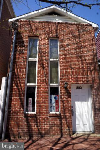 220 West Street, ANNAPOLIS, MD 21401 (#1000371336) :: Advance Realty Bel Air, Inc