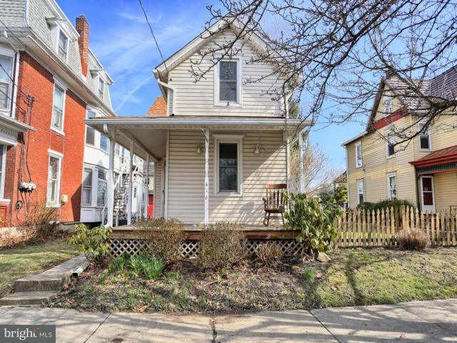 416 5TH Street, NEW CUMBERLAND, PA 17070 (#1000371376) :: Teampete Realty Services, Inc