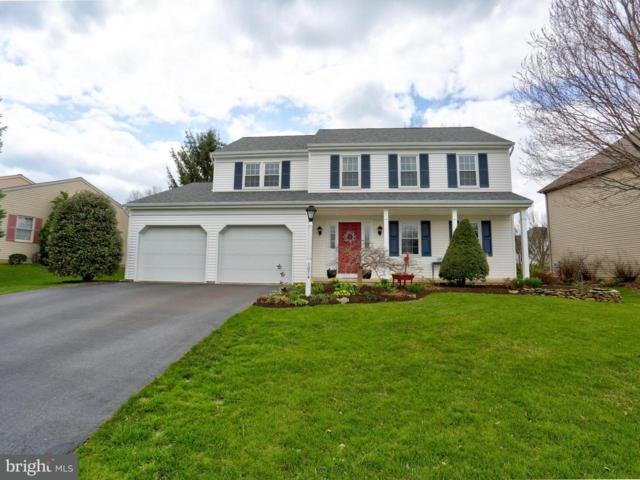 1074 Whitemarsh Drive, LANCASTER, PA 17601 (#1000378134) :: The Craig Hartranft Team, Berkshire Hathaway Homesale Realty