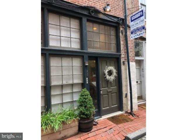 125 Cuthbert Street C, PHILADELPHIA, PA 19106 (#1000382310) :: The John Wuertz Team