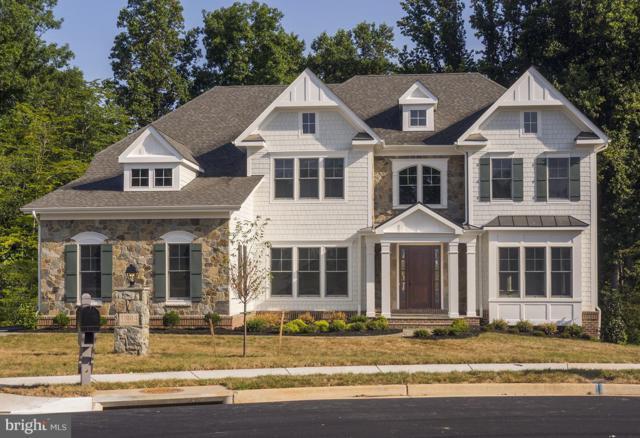 11004 Tradewind Court, OAKTON, VA 22124 (#1000393672) :: Great Falls Great Homes