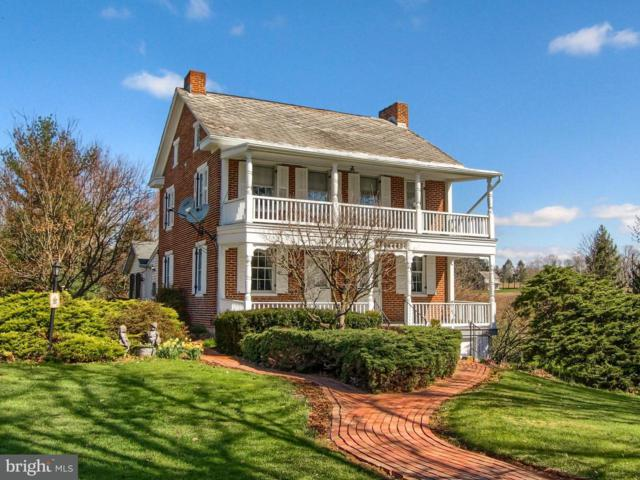 739 Lefever Road, THOMASVILLE, PA 17364 (#1000394768) :: The Craig Hartranft Team, Berkshire Hathaway Homesale Realty