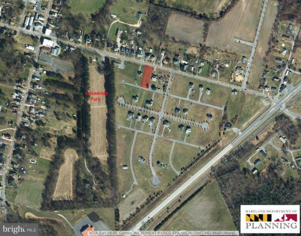 Railroad Avenue, EAST NEW MARKET, MD 21631 (#1000406836) :: RE/MAX Coast and Country