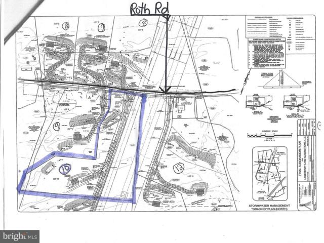 Lot 10 Roth Road, NEW BLOOMFIELD, PA 17068 (#1000408690) :: The Heather Neidlinger Team With Berkshire Hathaway HomeServices Homesale Realty