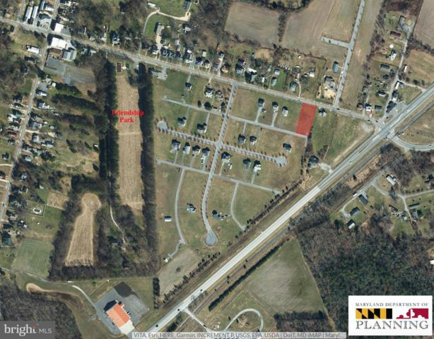 313 Railroad Avenue, EAST NEW MARKET, MD 21631 (#1000411700) :: RE/MAX Coast and Country