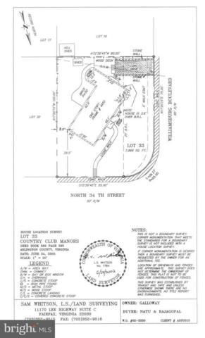 4950 34TH Street N, ARLINGTON, VA 22207 (#1000413722) :: Remax Preferred | Scott Kompa Group