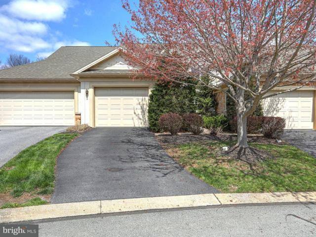 105 Creekgate Court, MILLERSVILLE, PA 17551 (#1000422546) :: The Craig Hartranft Team, Berkshire Hathaway Homesale Realty
