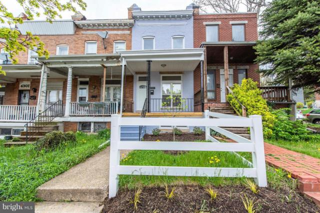 4303 Falls Road, BALTIMORE, MD 21211 (#1000428576) :: ExecuHome Realty