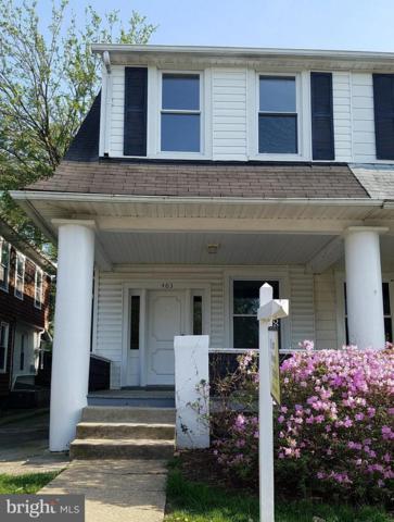 403 Charter Oak Avenue, BALTIMORE, MD 21212 (#1000428644) :: Bob Lucido Team of Keller Williams Integrity