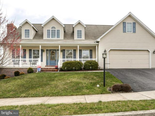 14 Wineberry Drive, MECHANICSBURG, PA 17055 (#1000431696) :: The Heather Neidlinger Team With Berkshire Hathaway HomeServices Homesale Realty