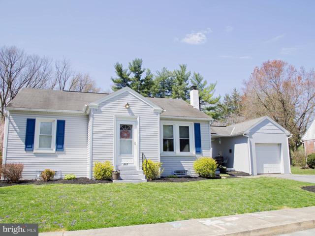 317 Maple Avenue, MILLERSVILLE, PA 17551 (#1000433190) :: The Craig Hartranft Team, Berkshire Hathaway Homesale Realty