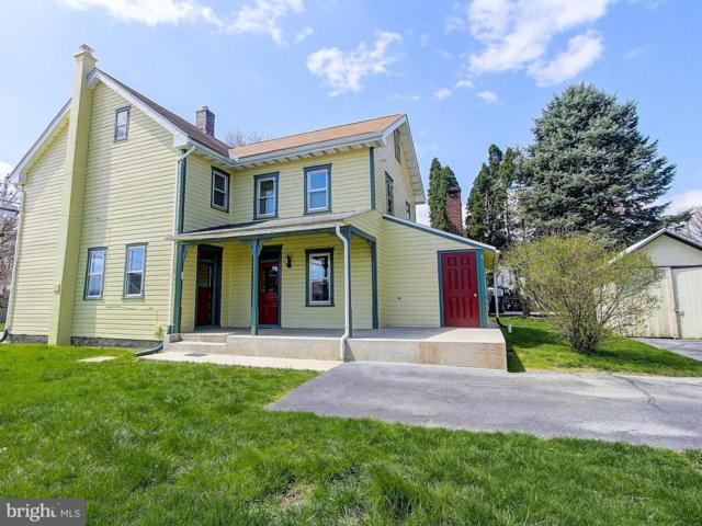 218 Miller Street, STRASBURG, PA 17579 (#1000434632) :: The Craig Hartranft Team, Berkshire Hathaway Homesale Realty
