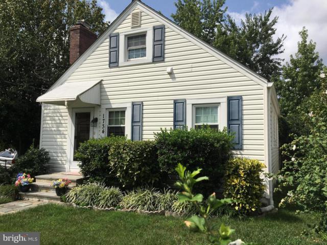 1734 Monroe Street S, ARLINGTON, VA 22204 (#1000435052) :: Colgan Real Estate