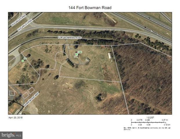 144 Fort Bowman Road, STRASBURG, VA 22657 (#1000437186) :: ExecuHome Realty