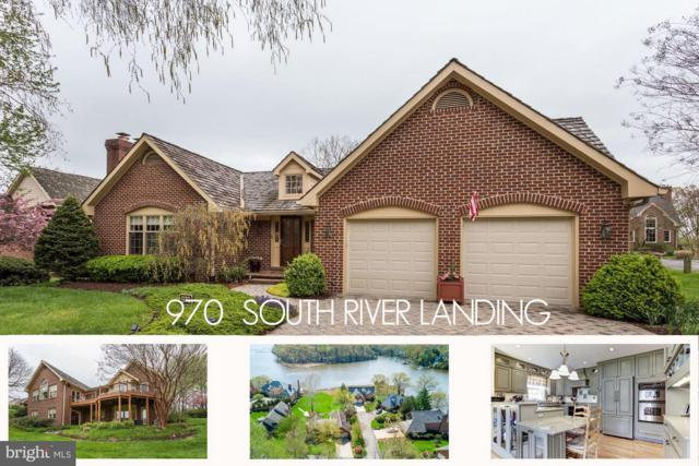 970 South River Landing Road #970, EDGEWATER, MD 21037 (#1000450282) :: Remax Preferred | Scott Kompa Group