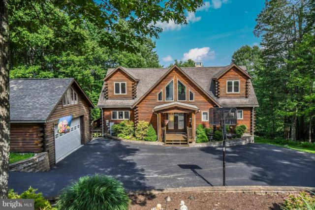 615 Sandy Shores Road, MC HENRY, MD 21541 (#1000454076) :: The Bob & Ronna Group