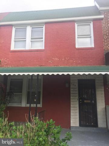 149 Denison Street, BALTIMORE, MD 21229 (#1000456664) :: The Putnam Group
