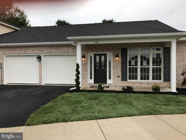 1732 Meridian Drive Lot 57, HAGERSTOWN, MD 21742 (#1000464750) :: Advance Realty Bel Air, Inc