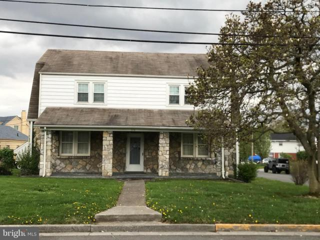 316 14TH Street, FRONT ROYAL, VA 22630 (#1000465848) :: ExecuHome Realty