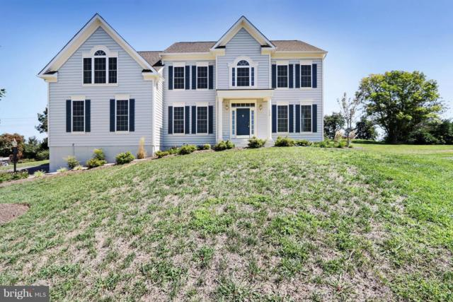 534 Isaac Russell Street, NEW MARKET, MD 21774 (#1000466476) :: The Maryland Group of Long & Foster