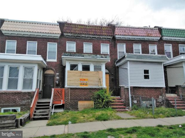 908 Bonaparte Avenue, BALTIMORE, MD 21218 (#1000469530) :: Browning Homes Group