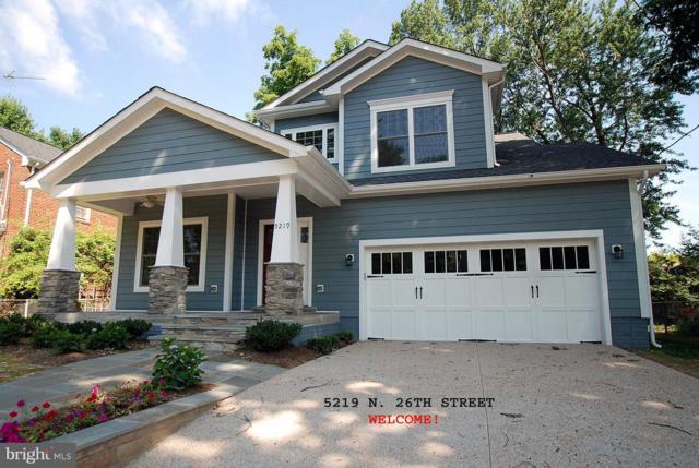 5219 26TH Street N, ARLINGTON, VA 22207 (#1000472976) :: Great Falls Great Homes