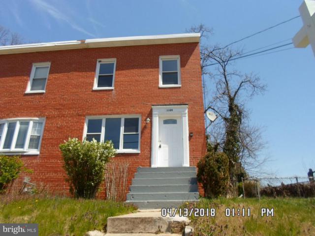 1109 Carrington Avenue, CAPITOL HEIGHTS, MD 20743 (#1000479928) :: AJ Team Realty