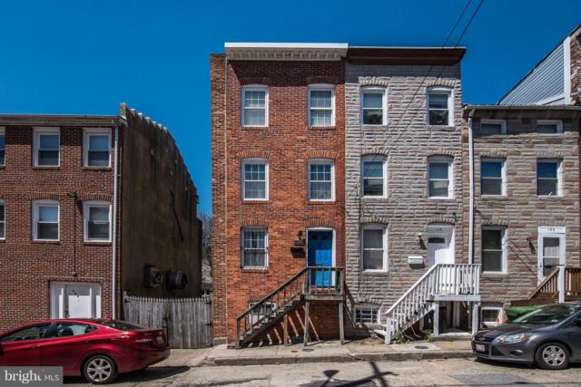112 Callender Street, BALTIMORE, MD 21201 (#1000491324) :: Great Falls Great Homes