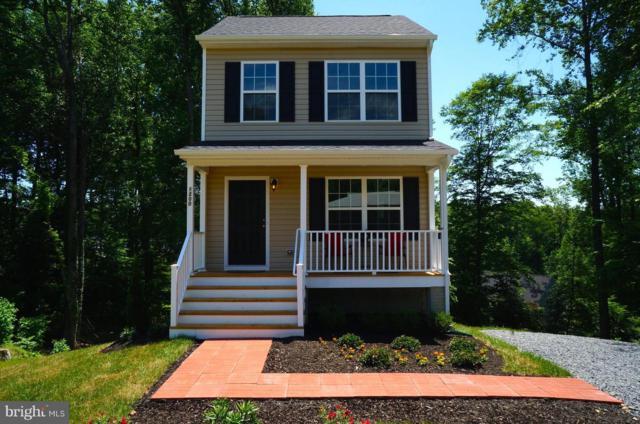 1200 Holly Street, FREDERICKSBURG, VA 22405 (#1000695332) :: Colgan Real Estate