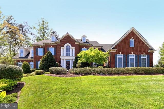 9507 Peniwill Drive, LORTON, VA 22079 (#1000706618) :: Green Tree Realty